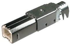 USB, Typ B, Konfektionsversion