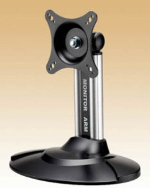 Desktop Stand w/VESA75/100, LA-100, LCD Monitor ARM