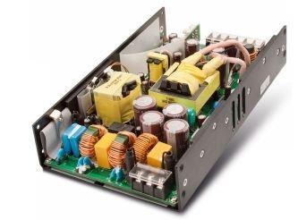 Netzteil OpenFrame 12VDC/41.6A,500W,IN 90-264VAC,Ind.+Med.