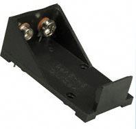 Batteriehalter für 9V Batterie PCB Version
