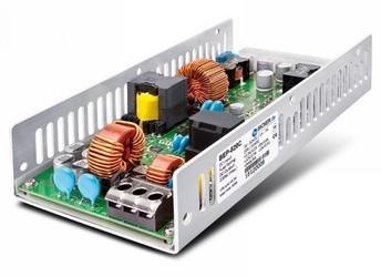 Industrie-PC-Netzteil 200W fanless,16-32VDC,ATX,1HE