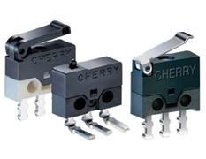 Ultraminiaturschalter, 500mA, 30V DC, Wechsler