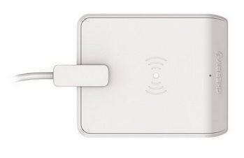 CHERRY SmartCard Terminal TC 1200 (Contactless) USB hellgrau Retail Packaging