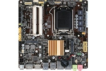 Mini-ITX Motherboard for Intel 4th Generation Core i