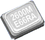 FA128-52M8PF30PTR3 Crystal 52MHz 8pF 30ppm (30ppm -30..85) SMD T&R