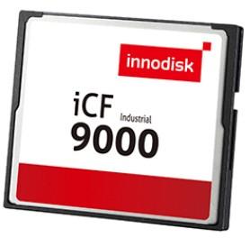 iCF9000 Industrial CF Card with Toshiba 0? ~ +70C