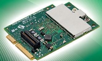 iMX287 ConnectCard 256MB Flash, 256MB RAM, BT4.0, Wi-Fi abgn, 2xEth., LCD, CAN