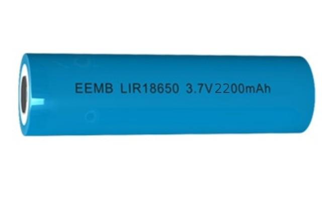 Lithium-Ion Zelle 3,7V/2200mAh