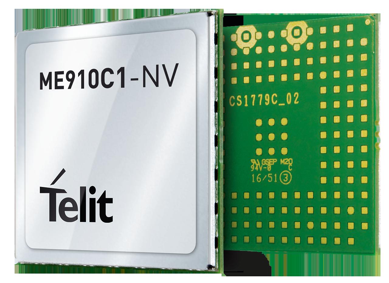 ME910 NA LTE Module Cat M1/NB1 single SKU w/o GNSS