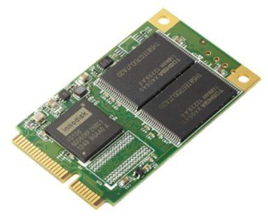 16GB mSATA 3SE SLC 6Gb/s iSMART -40..+85C Thermal Sensor