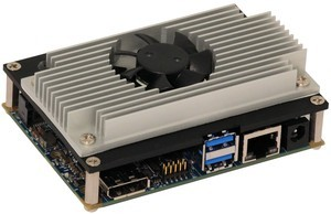 """pITX-VV 2.5"""" SBC, with E3826, incl. cooler and Battery module"""