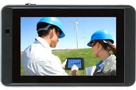 "Rugged Tablet 7"" TFT, Android v5.1, 400 nit, 3G, TI OMAP 4470 1.5.0GHz, MIL-STD-810G-514.6, IP65"