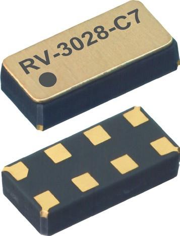 RTC I2C 1ppm 40nA  1.1 - 5.5V -40..85°C