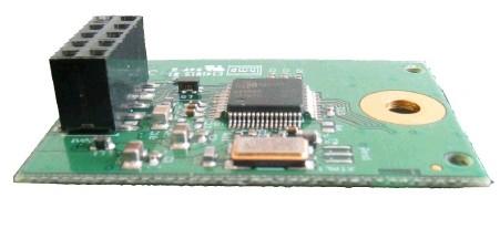 UFD Internal Flash SLC 4GB 2.54mm conn. 0..+70C U-110