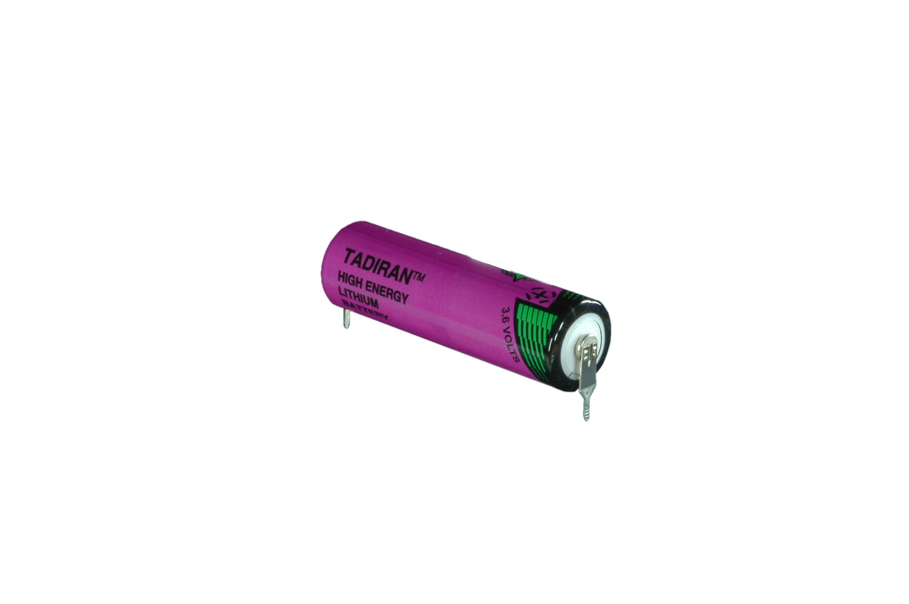 Lithium-Batterie SL-360/PR AA 3,6V/2,4Ah