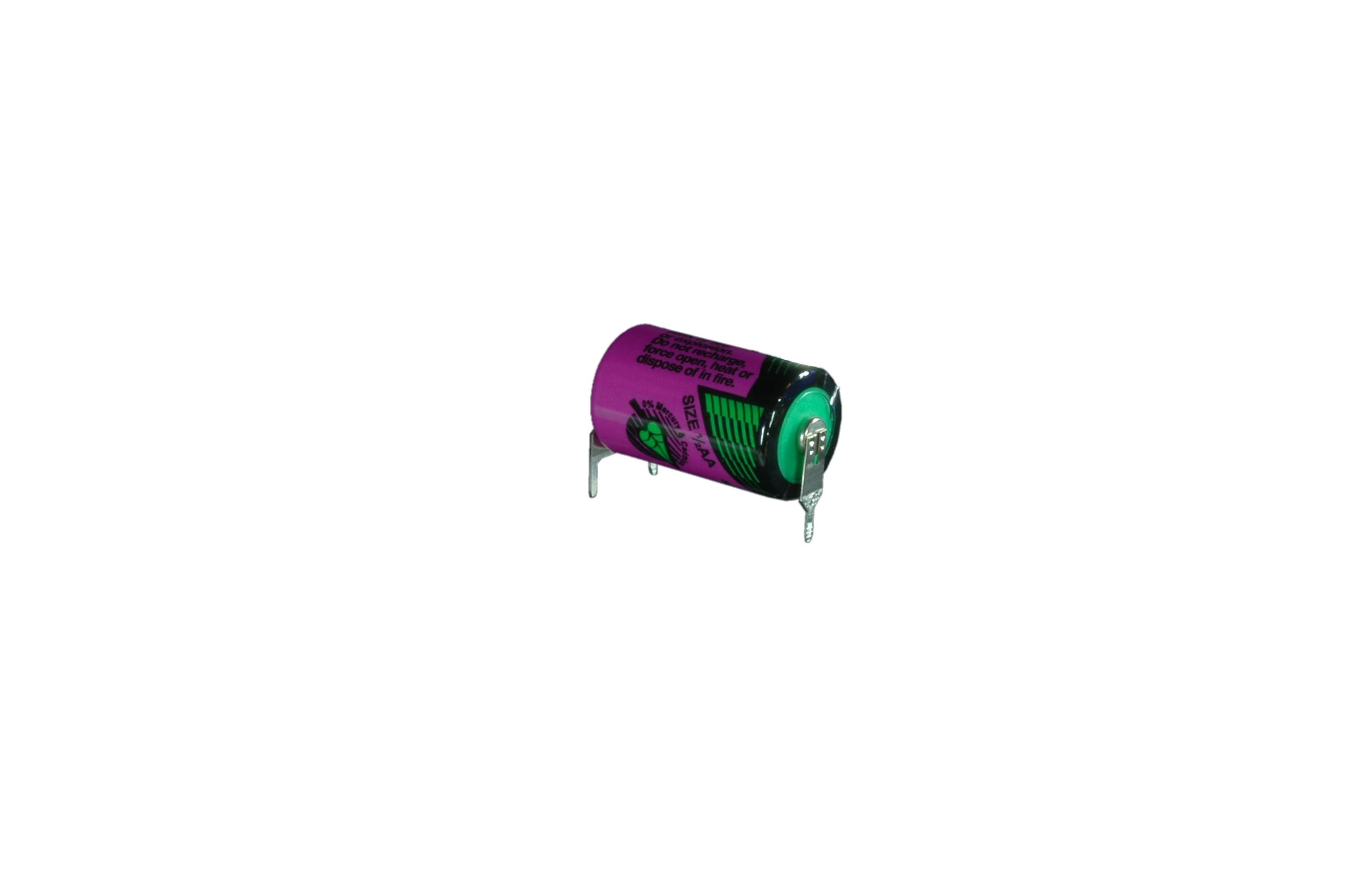 Lithium-Batterie SL-750/PT 1/2AA 3,6V/1,1Ah