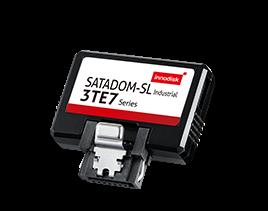 128GB SATADOM-SL vertical 3D TLC SATA III 3TE7  -40°..+85°C