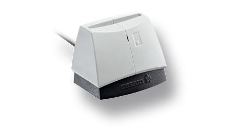 CHERRY SmartCard Terminal (ChipCard) USB grau/schwarz