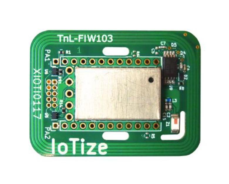 TapNLink BLE / NFC S3P, ARM SWD, UART