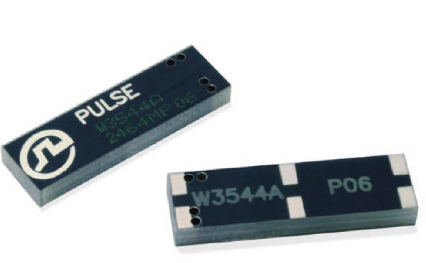 Pentaband Hybrid PCB GSM/3G Antenne SMD horizontal mount at edge