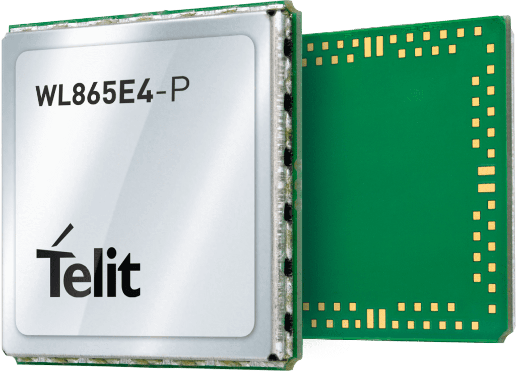 Telit Wi-Fi/BLE5 Embedded Modul