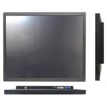 "17"" Industrial Panel-Display,1280x1024, 500cd/m2, PCT,4:3,USB"