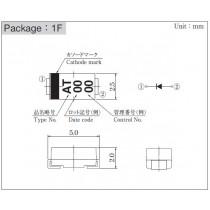 Schottky IF3A VRM100V 1F 5x2.5mm