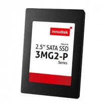 "32GB 2.5"" SATA SSD 3MG2-P iCell high IOPS MLC -40°..+85°"