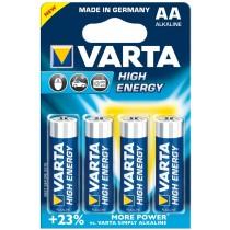 High Energy Alkaline-Batterie 1.5V/LR06/AA