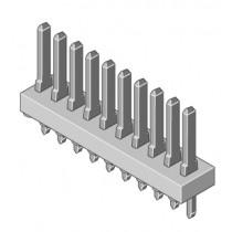 Stiftleiste 1-reihig Raster 2.54mm gerade 5-pol