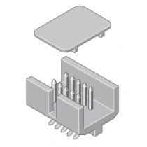 Mini-Flakafix Stiftleiste gerade 50-pol SMT