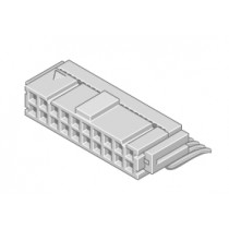 Flakafix Buchsenleiste IDC 60-pol