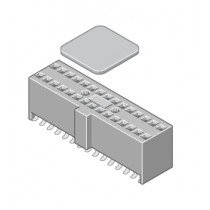 Mini-Card Buchsenleiste 16-pol SMT