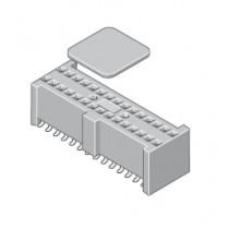 Mini-Card Buchsenleiste 30-pol SMT