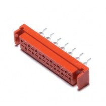 1.27 mm, Micro Miniatur Verbinder gerade