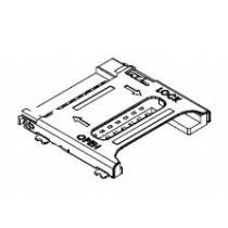 Micro SD Steckverbinder, 8-polig SMT