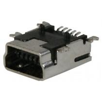 USB, Typ AB-Mini, 5 pol. SMD