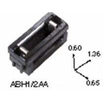 Batteriehalter 1/2AA