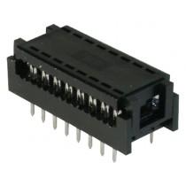 2 Stifte SMD Raster 2,54 mm