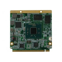 Q7 CPU Module, Atom E3845 Quad Core 1.91GHz/10W, 2GB DDR3L