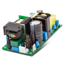 Netzteil OpenFrame 24VDC/5.83A,140W,IN 90-264VAC,fanless,Ind.+Med.