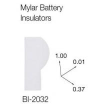Isolierung für BU-Batteriehalter