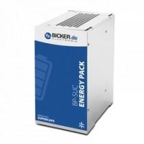 Supercap-Pack 24VDC 3.6kJ für DC-USV DIN-Rail