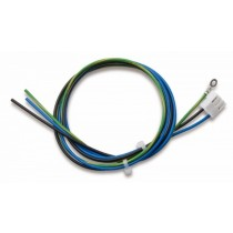 AC Cable for BEO-0400M Series,600mm,3pol,open,AWG18