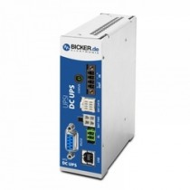 DC-USV Steuerung 12VDC/8A, USB+COM, DIN-Rail, ohne Batterie