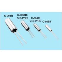 Crystal 32.768kHz 10pF 15ppm Cylinder -20..70°BULK