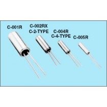 Crystal 32.768kHz 12.5pF 15ppm Cylinder BULK