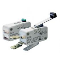 Miniaturschalter Wechsler  0,1(0,05)A 250V AC