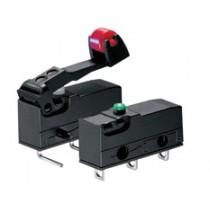 Subminiaturschalter Schliesser 0.1A  250V AC+120°C