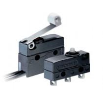 Subminiaturschalter Schliesser 0.1A  250V AC +120°C